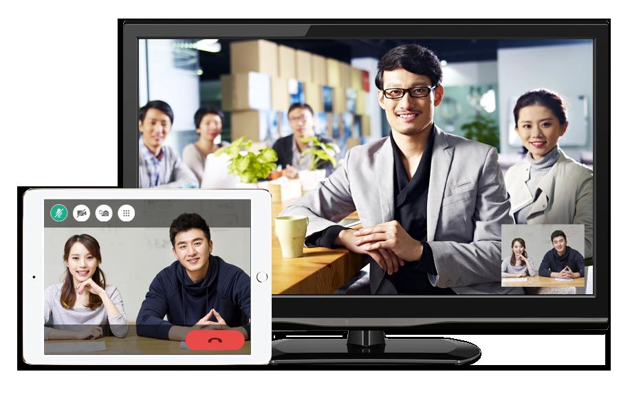 ビジネスでも安心して使えるクラウド型テレビ会議「LivyTalk Pro」の提供を開始